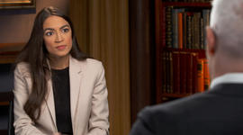 More from Rep. Alexandria Ocasio-Cortez on 60 Minutes