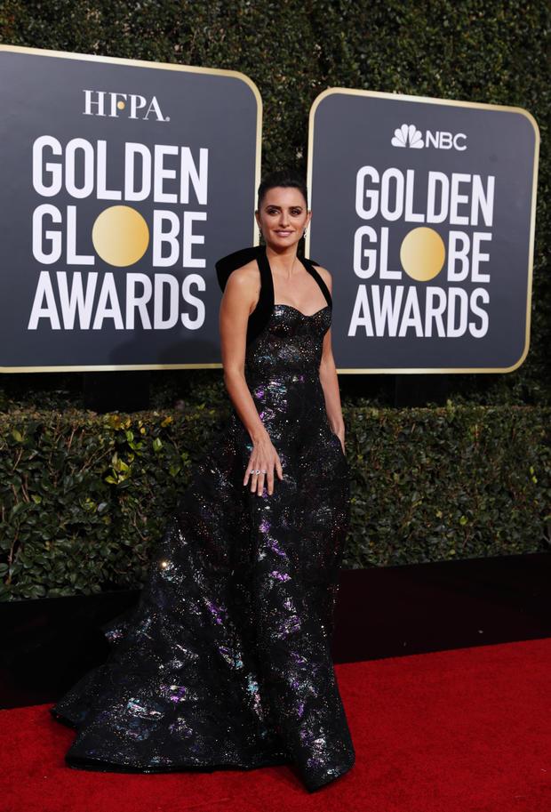 76th Golden Globe Awards - Arrivals - Beverly Hills, California, U.S.