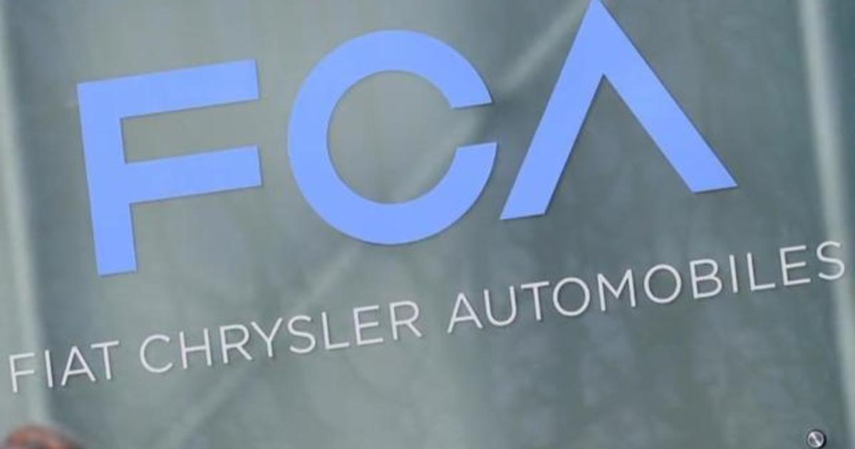 fiat chrysler settles emissions-cheating case with u.s. - cbs news