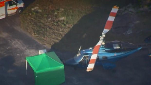 Helicopter Accidentally Decapitates Man in Florida