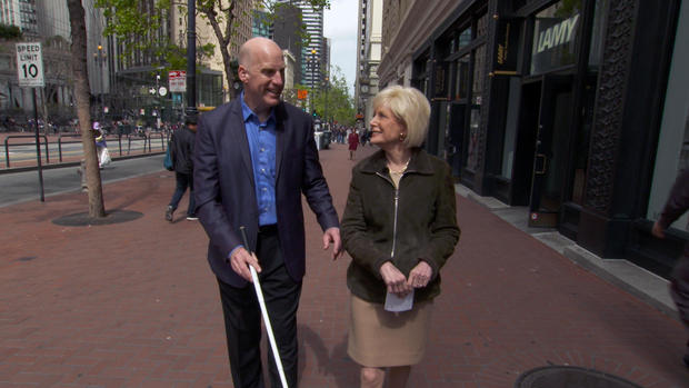 Check out: 60 Minutes: Architect goes blind, says he's actually gotten better at his job""