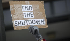 Utah city feels shutdown strain with thousands of furloughed workers