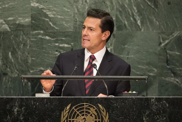 Mexico Enrique Pena Nieto
