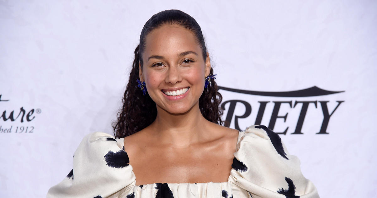 Alicia Keys announced as host of the 61st Annual Grammy Awards