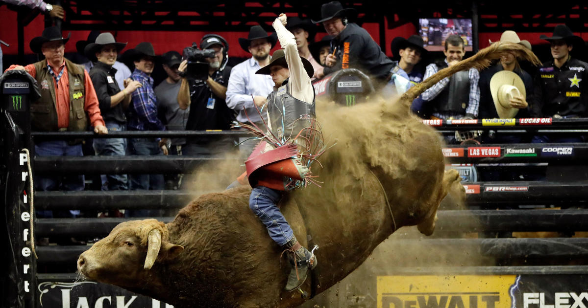 Mason Lowe death: Witness describes bull rider's fatal ride at PBR