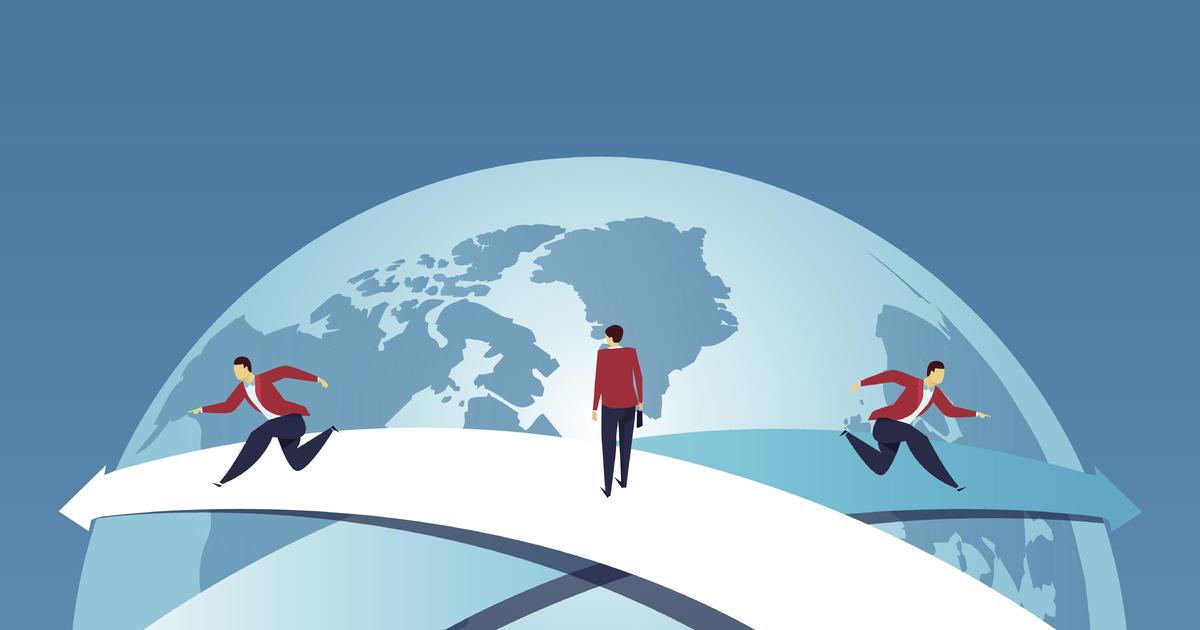 World Economic Forum: Worsening global relations could hurt world's economy, Davos organizers warn