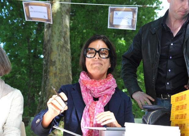 French writer Francoise Bettencourt-Meye