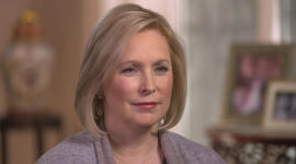 Kirsten Gillibrand: The 60 Minutes interview