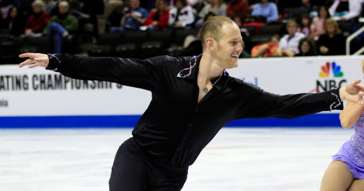 71957e18e0f68f John Coughlin dead at 33  U.S. figure skating champion dies one day after  being suspended  Sister said his death was a suicide - CBS News