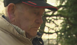 Witness wracked with guilt over WWII crash honors fallen airmen
