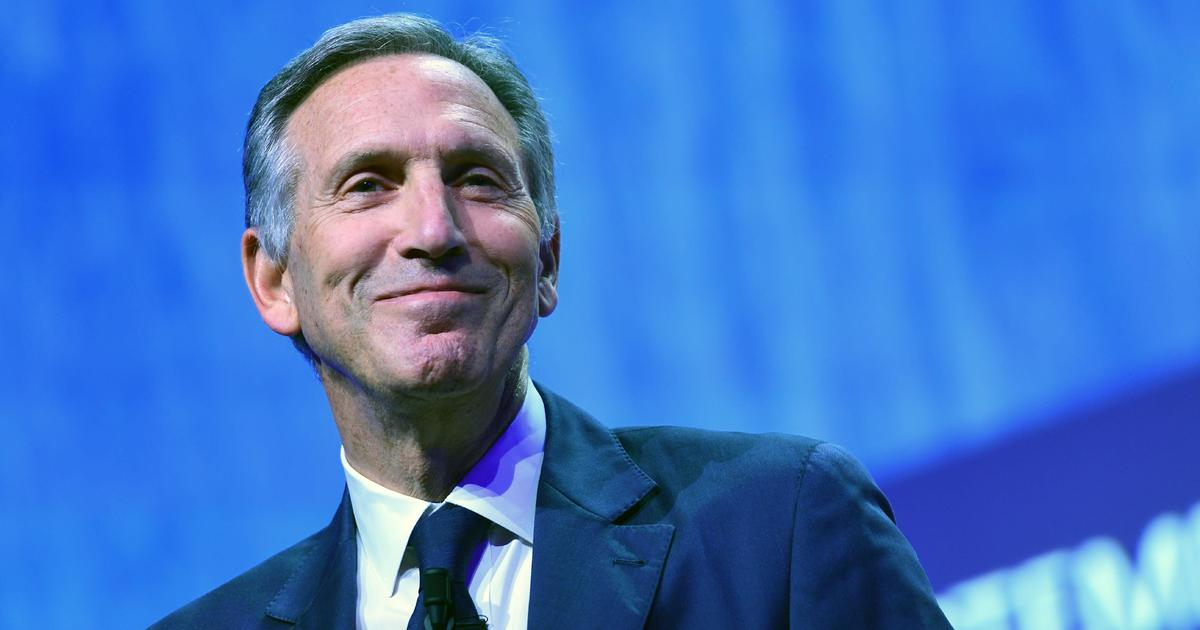 Democrats to Howard Schultz: Don't do it