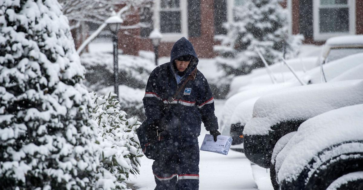 USPS suspends mail: U S  Postal service will not deliver