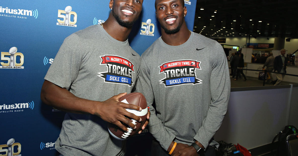 Devin and Jason McCourty, Patriots twins, will make history