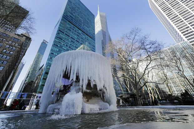 Polar vortex 2019: Chilling photos that'll freeze you solid