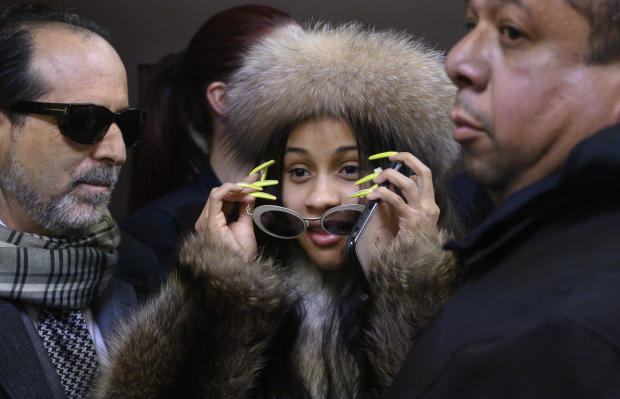 Cardi B turned down Super Bowl show in support of Colin Kaepernick