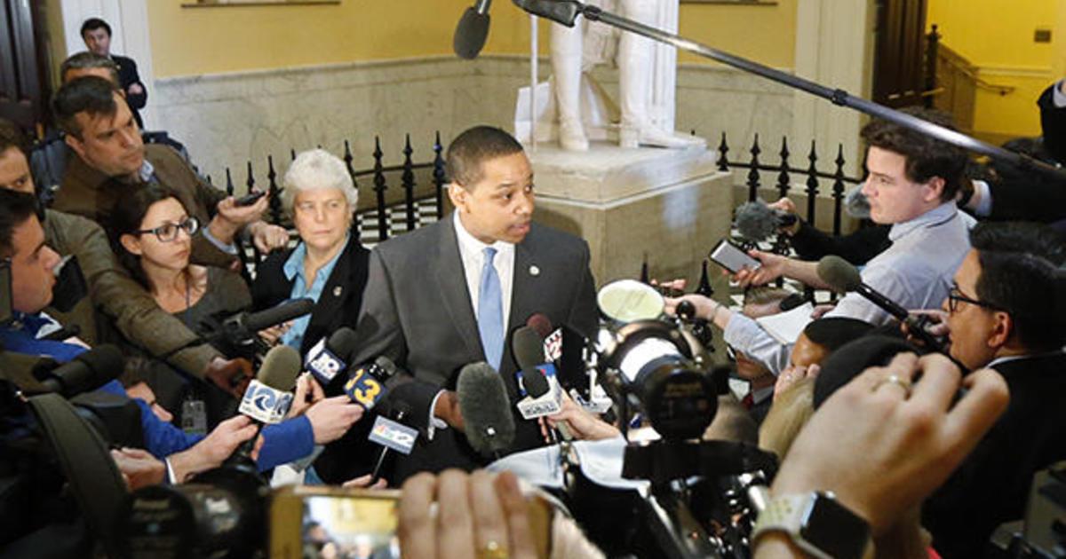 Top Virginia Democrats call on Lt. Gov. Fairfax to step down