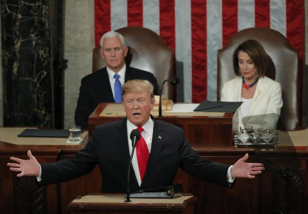 2019 State of the Union — Donald Trump
