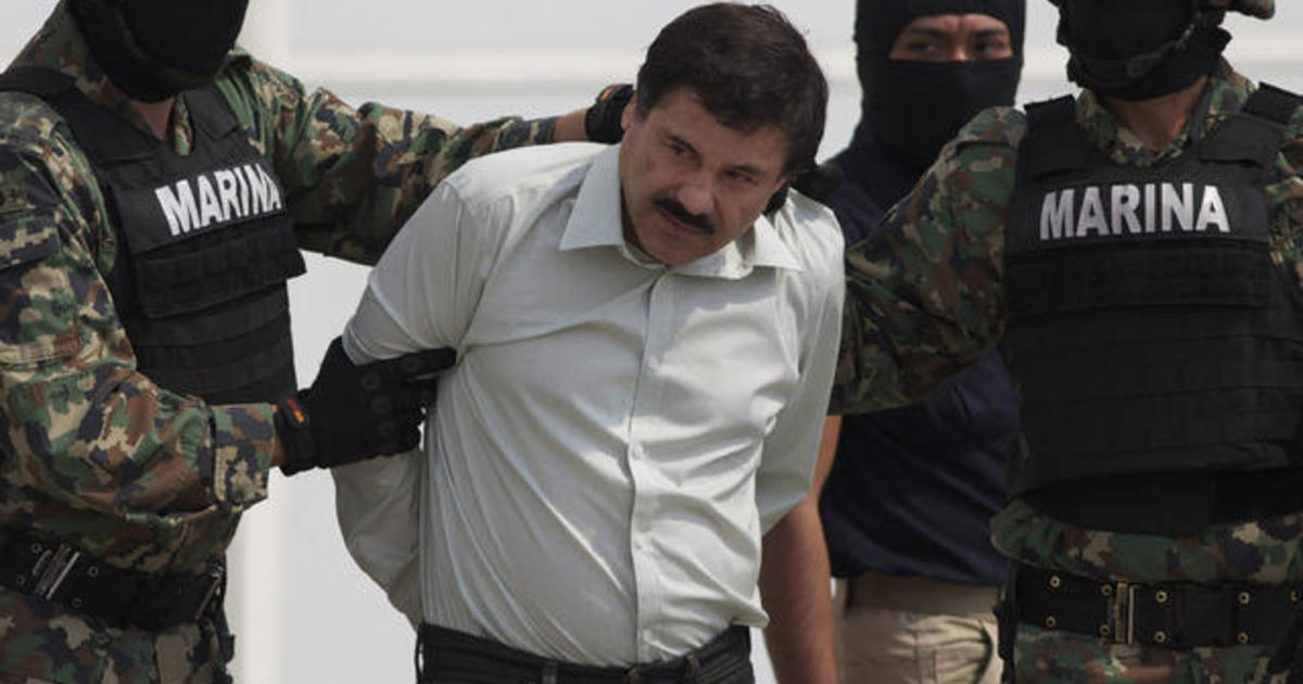 """The craziest details from the """"El Chapo"""" trial"""