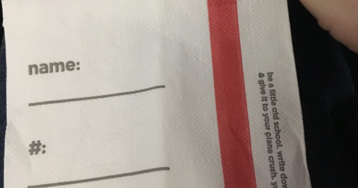 Delta and Coca-Cola apologize for napkins that some