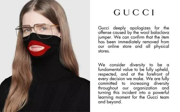 26d1dfe3f901b Gucci blackface  Luxury fashion designers miss mark with consumers ...