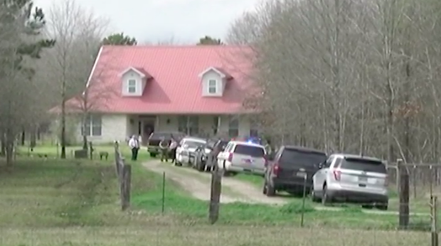 15-month-old girl among the five shot dead on Texas property