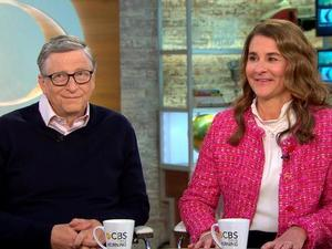Bill and Melinda Gates reveal what surprised them last year