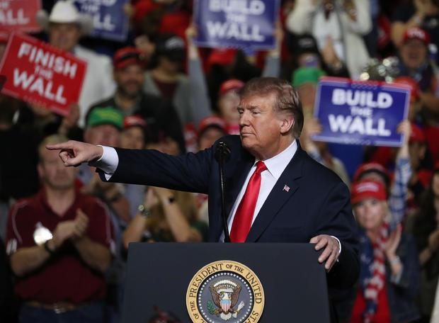 Donald Trump — El Paso, Texas
