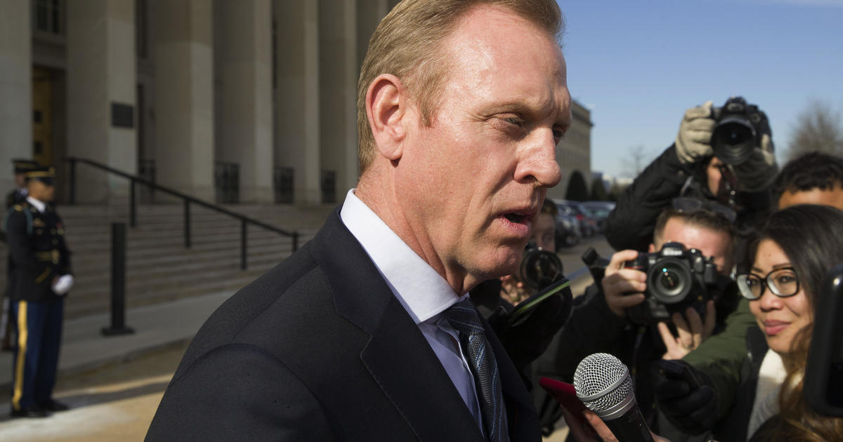 Who is Patrick Shanahan, Trump's pick for defense secretary?