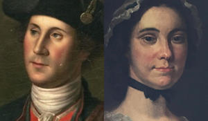 The forgotten story of George Washington's love life