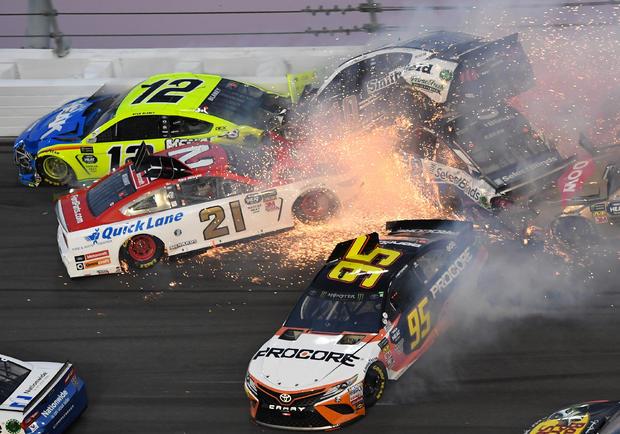 NASCAR: Daytona 500 — Feb. 17, 2019