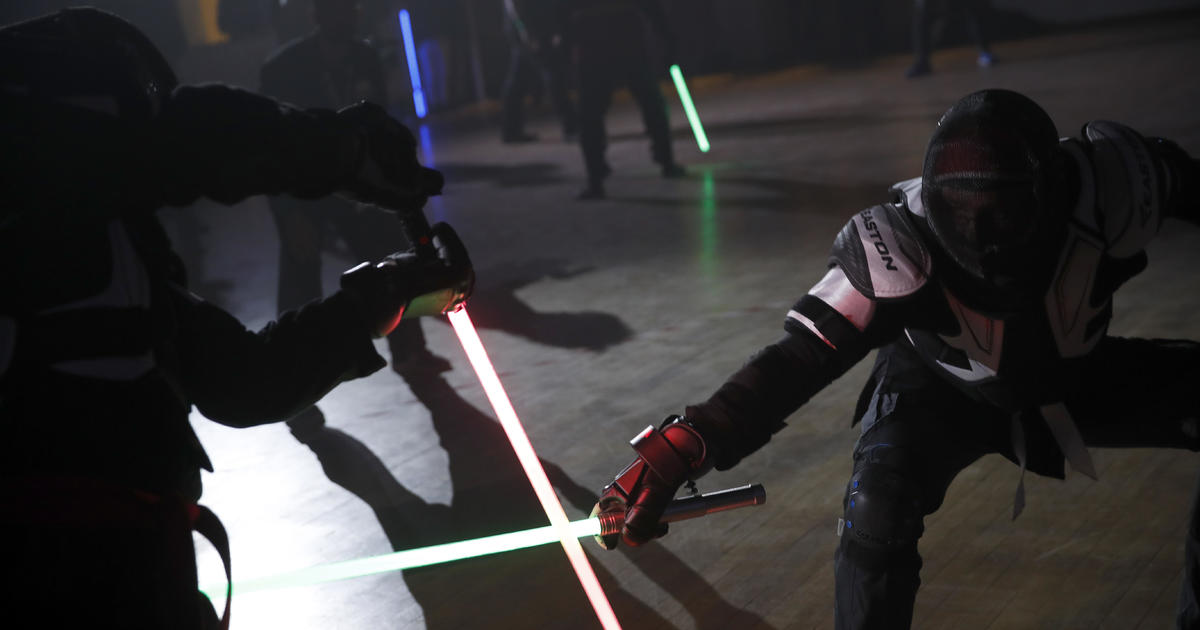 Lightsaber Dueling Has Become An Official Sport In France
