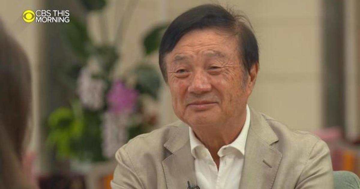 """Huawei CEO: """"We will never"""" provide Chinese government with any information"""