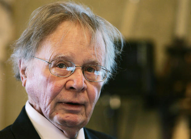 Italy Obit Wallace Broecker