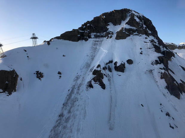Avalanche buries skiers, some rescued, at Swiss Alps Crans Montana ski resort in Valais canton today — latest updates