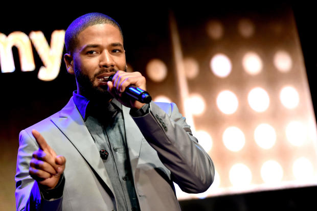 'Empire' Actor Jussie Smollett Charged for Filing False Assault Report to Police