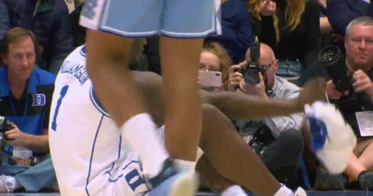 Zion Williamson injured: Nike vows investigation after Duke star's shoe blows out