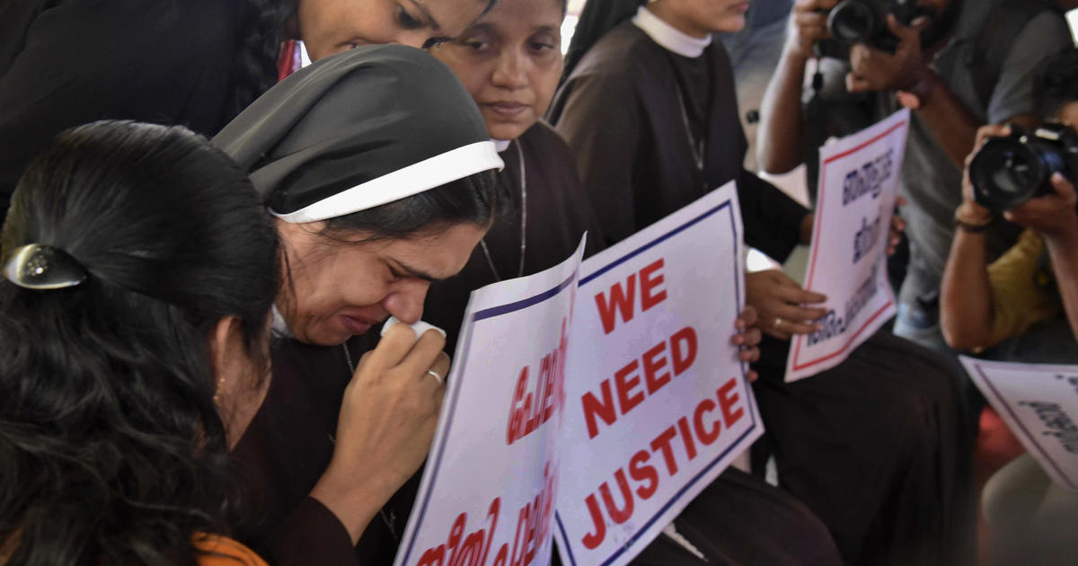 Catholic nun abuse: Nuns come forward with abuse allegations