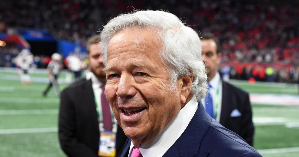 858b578c8 Robert Kraft prostitution allegation: Patriots owner charged with  solicitation of a prostitute in sex sting at Orchids of Asia Day Spa in  Jupiter, ...