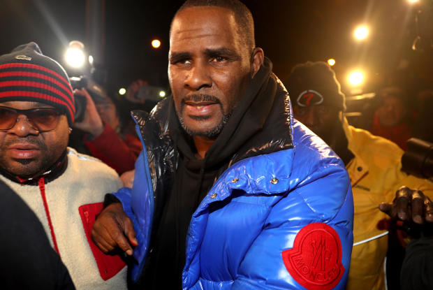 R. Kelly chicago police