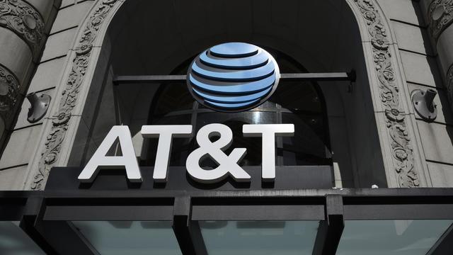 AT&T ***old logo***