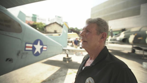 Vietnam War veterans back home after emotional journey back to Vietnam