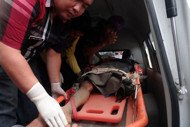 Gold Miners Victim In Indonesia