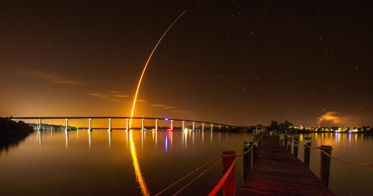 SpaceX launch today: SpaceX launches Crew Dragon test flight