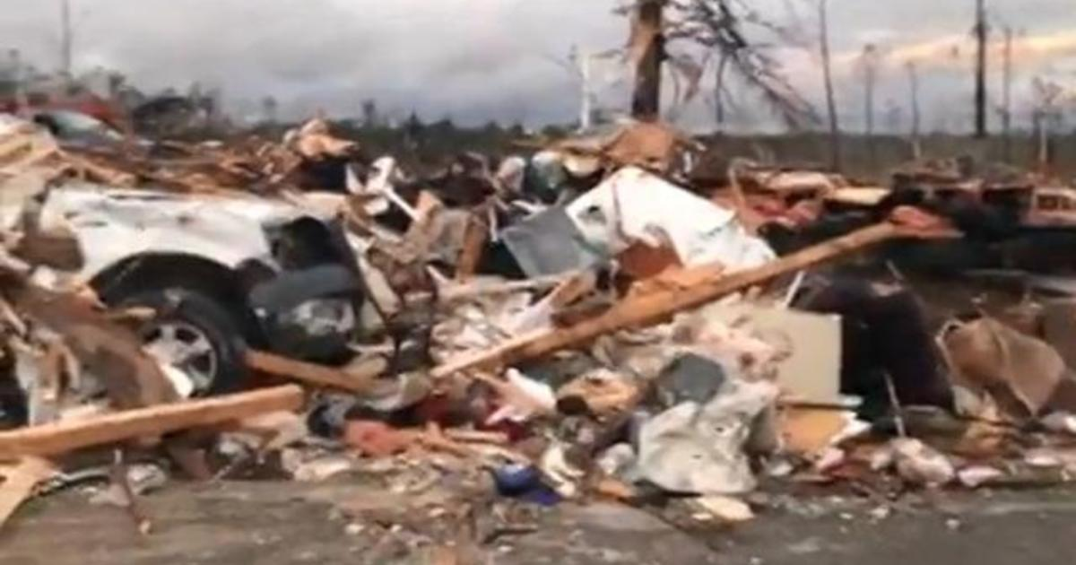 Image result for alabama tornado 2019