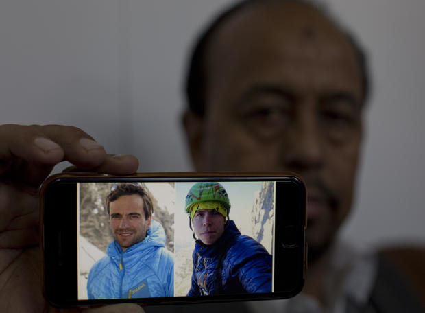 Search for British climber missing on Pakistani mountain set to resume