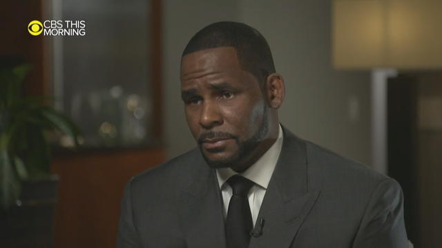 Watch: R  Kelly Gayle King full interview clips that aired on CBS