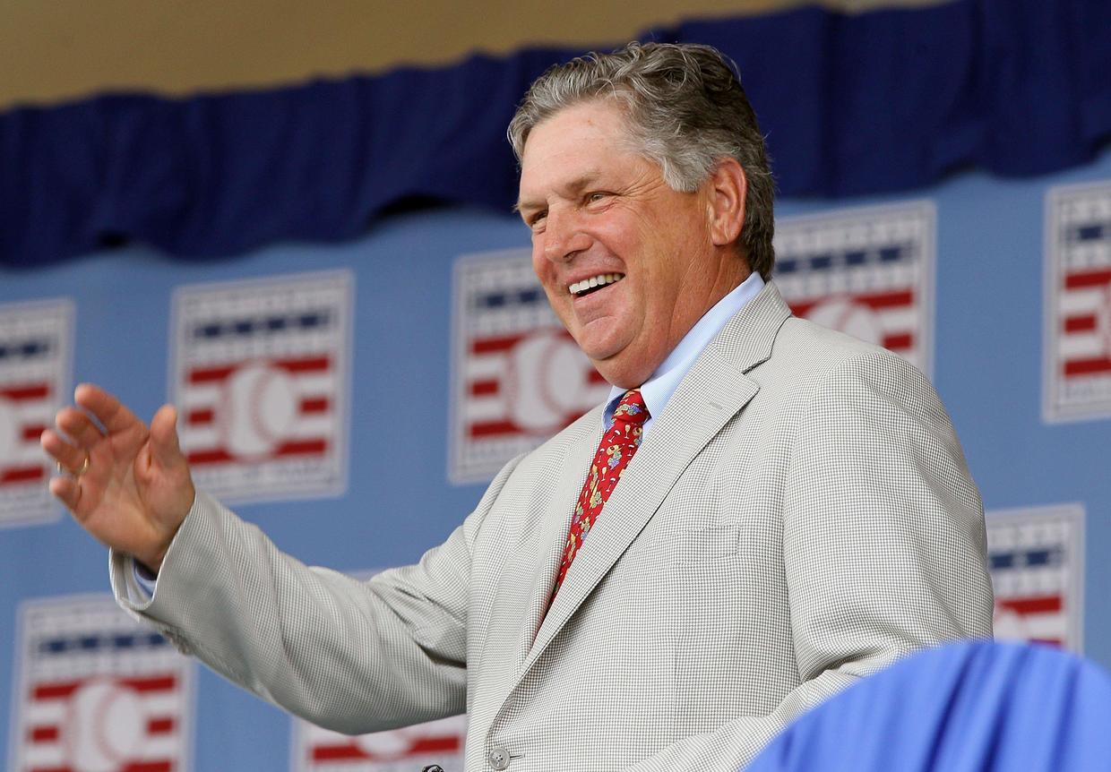 Tom Seaver, baseball great, diagnosed with dementia at age ...