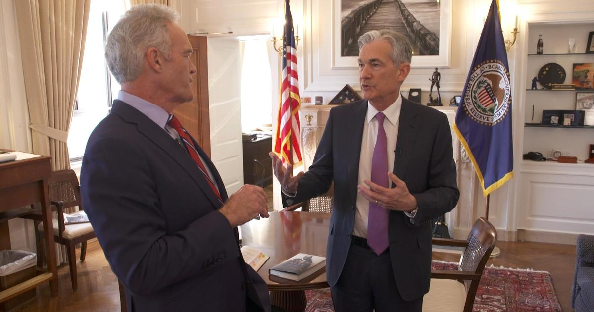 Feds Find Fewer States Meeting Special >> Jerome Powell 60 Minutes Interview Full Uncut Transcript Cbs News