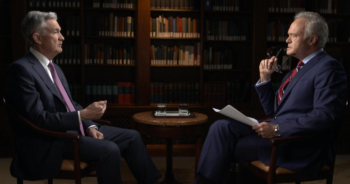 """Jerome Powell """"60 Minutes"""" interview: Federal Reserve chairman discusses if the Fed will raise interest rates again, Trump and more"""