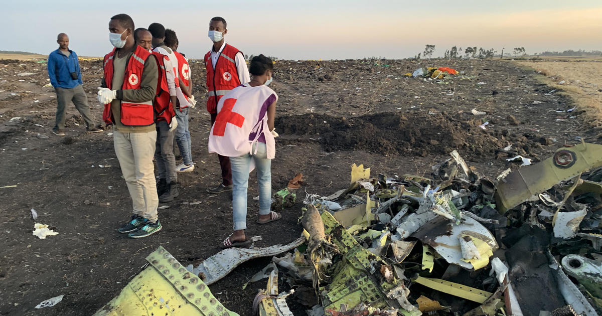 Ethiopian Airlines crash report on Flight 302: Preliminary